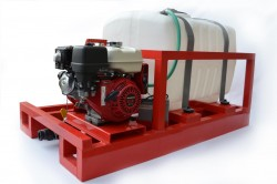 Skid unit available through EarthClean Corp.; call for details